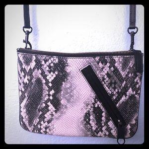 Gap Snakeskin Crossbody Bag
